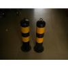 钢管警示柱,反光防撞柱,优质防撞柱