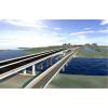铁路桥梁BIM技术建模、三维建模