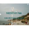 天津东丽6米太阳能路灯适用于农村道路经典方案