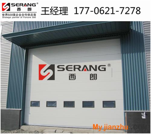 上海电动保温提升门,宝山区厂房垂直滑升门厂家