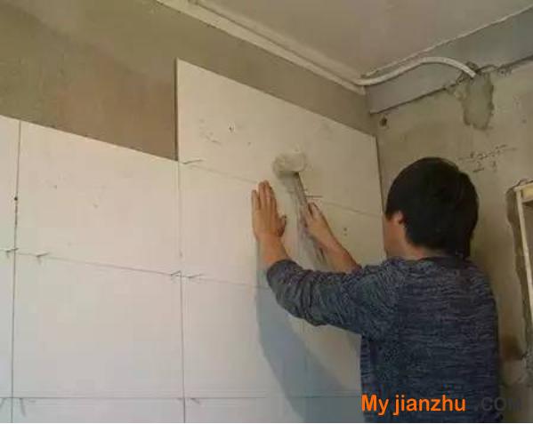 瓷砖工艺的验收方法