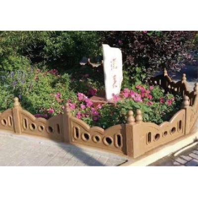 仿木护栏直销厂家_仿木护栏雕刻工艺精美