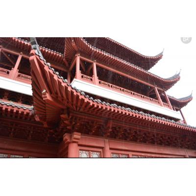 山东曲阜东方钢结构工程公司专业承揽钢结构仿古博彩娱乐工程
