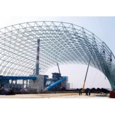 山东东方网架工程公司专业设计 制造 安装各类异性 大跨度网架