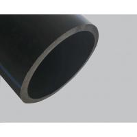 dn450黑色PE实壁排水管