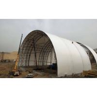 专业设计 制造 安装各类大跨度膜结构储煤棚、膜结构干煤棚工程