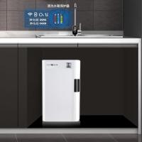 浩泽家用净水器饮水机厨台上下加热制冷一体机