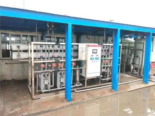 太仓超纯水设备定制 电子设备生产用水