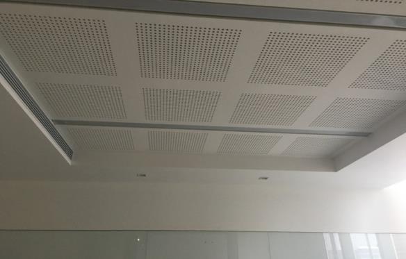 A级防火穿孔饰面板