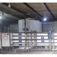 苏州水驻极超纯水设备太仓口罩机用水