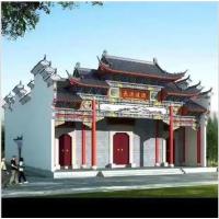 衢州园林古建筑公司一级施工 勘察设计甲级-衢州古建筑修缮保护