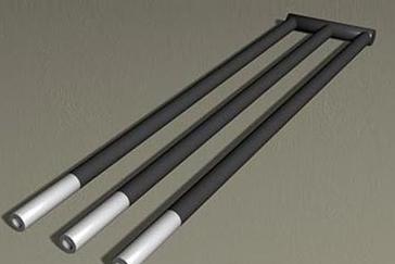 使用硅碳棒的防护措施