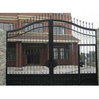 铁艺大门的安装方法介绍