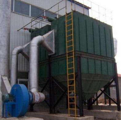 滤筒除尘器的工作原理